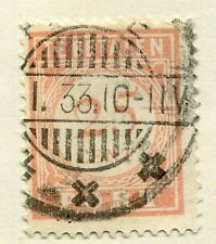 NETHERLANDS INDIES;  Early 1900s Postage Due issue fine used 25c. value