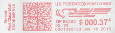 (300) Pitney Bowes Postage Meter Labels  612-0, 612-7, 620-9  612-9 Free Ship!!