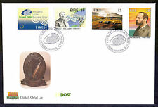Historical Events First Day Cover Icelandic Stamps