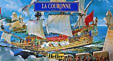 French ship 'La Couronne' (1636)  1/600   Heller # 80126