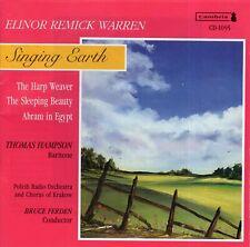 Elinor Remick Warren - Singing Earth / Thomas Hampson