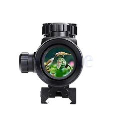 New Red Dot Sight Cross Camera 1x40RD Red Sight Scope For 11mm to 20mm GL