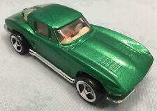 1979 Hot Wheels '63 Corvette Stingray Green Split Window ~SHIPS FREE & FAST