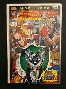 Youngblood 2 Variant High Grade Image Comic Book CL92-97