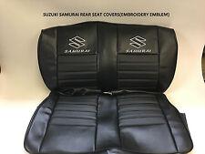 1986-1995 Suzuki Samurai jx Rear Seat Cover