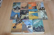 LOT 11 livres de Jules Verne / édition Livre de Poche