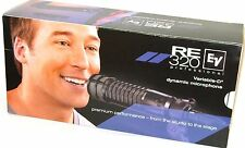 Electro Voice RE320 Broadcast Microphone EV RE-320 Mic PACKED IN ORIG BOX!