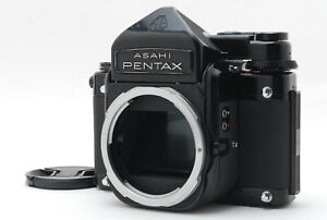 *NEARMINT* PENTAX 6x7 67 TTL Mirror Up Medium Format Film Camera Body From Japan
