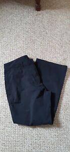 Black Ladies Peter storm walking trousers size 14