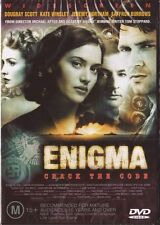 ENIGMA CRACK THE CODE - KATE WINSLET - NEW & SEALED R4 DVD FREE LOCAL POST