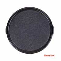 62MM Universal Plastic Camera Lens Front Protective Cover for Lens Accessories