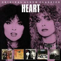 Heart - Original Album Classics (NEW 5 x CD)
