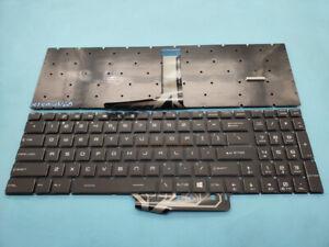 New For MSI GE63 7RC 7RD GE63VR 7RE 7RF Raider MS-17C1 US Keyboard RGB Backlit
