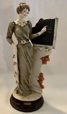 "Giuseppe Armani 0694C La Maestrina Teacher 13"" Florence Mint In Original Box"