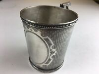 Gorgeous Antique Tiffany & Co. Sterling Silver Cup.   Baby Cup💥💥💥💥💥