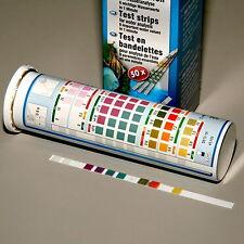 JBL EasyTest 6 in1 50 Messungen Teststreifen Chlor-Test ,pH,KH,GH,Nitrit,Nitrat