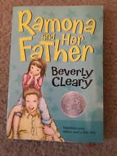 RAMONA AND HER FATHER NEWBERY HONOR BOOK 2006 RAMONA - Paper Back-Good Condition