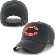 47 Brand Clean Up Chicago Bears Adjustable Hat Men s 100% Cotton Cap NWT.   531e67047