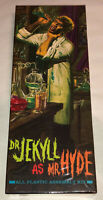 Moebius Dr Jekyll as Mr Hyde plastic model kit 460