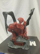 ART ASYLUM Rogue's Gallery SPIDER-MAN Bust MARVEL Comics statue Venom