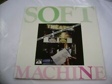 SOFT MACHINE - ALIVE AND WELL RECORDED IN PARIS - LP VINYL NEW UNPLAYED 1990