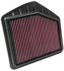 K&N Replacement Panel Air Filter Fits 15-17 Hyundai Genesis Sedan 5.0L Left Box