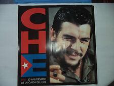 1997 30 Year 'anniversary of Death Anos Caida Del Che Guevara Political Poster