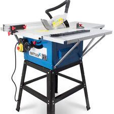 Tischkreissäge 1800 Watt 230V mit Untergestell Format Kreissäge Tischsäge NEU