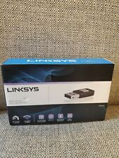 Linksys AE6000 Wireless-AC Mini USB Adapter With CD FREE SHIPPING USA SELLER