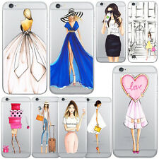 Fashion Case Cover Für iPhone 6 6S Plus 5S SE iPhone 7 7 Plus Handy Schutz Hülle