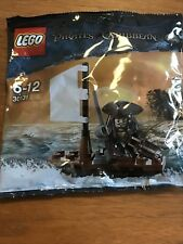Lego Pirates of the Caribbean Jack Sparrow's Boat 30131 Polybag BNIP With Figure