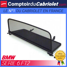 Filet anti-remous coupe-vent, windschott Bmw F12 Série 6 cabriolet - TUV