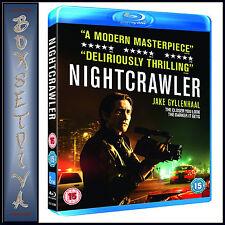 NIGHTCRAWLER - Jake Gyllenhaal  **BRAND NEW BLU-RAY**