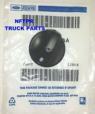 NEW FORD OEM F150 Headlight On/Off Knob Switch Headlamp     1997-2003 AA
