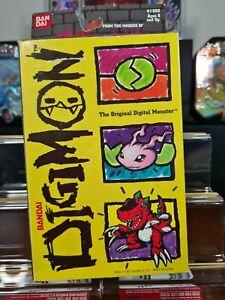 Digimon Digivice Original 1997 blue grey working Free post M