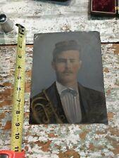New listing Civil war soldier tintype