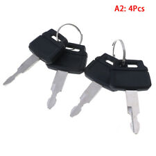 2/4/10Pcs K250 keys fits for kawasaki case excavator wheel loaders Bh