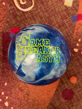 14lb Ebonite GAME BREAKER ASYM Bowling Ball NIB Undrilled