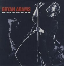 Bryan Adams Can't Stop This Thing ,& live It's Only Love & Hearts On Fire UK 12""
