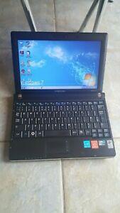 "Samsung NC10 Netbook Laptop 10.1"" 1GB 60GB SSD Windows 7 Wi-Fi Battery Cheap"