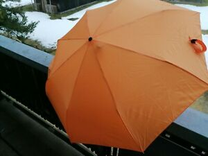 Doppler Derby Regenschirm Orange