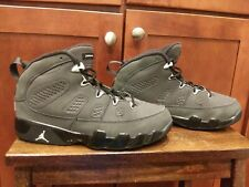 Nike Air Jordan 9 Anthracite (401811-013).Child Sz.3Y Excellent! Cond. See Pics.