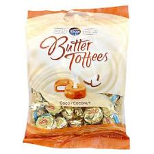 ARCOR Bala Butter Toffees Sabor Coco/Coconut 600 gr.