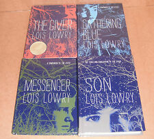 Giver Vol.1,2,3,4 Complete Set by Lois Lowry Hardcover NEW