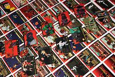 MORTAL KOMBAT 1 ARCADE COLLECTION COLLECTIBLE CARDS BASE SET  + SPECIALS