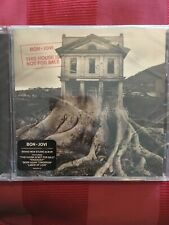 Bon Jovi- This House Is Not for Sale 2016 CD