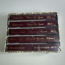 Victoria's Secret Classics By Request 5 Cassette Tape Set
