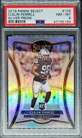 2019 Select Clelin Ferrell Silver Prizm RC PSA 8 NM-Mint Only PSA Graded Card!