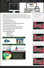 WEBSITE BUILDING and MARKETING TOOLS MEMBERSHIP WEBSITE BUSINESS FOR SALE