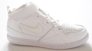 Nike Kinder  Sneaker , Nike Air Priority Kinder Unisex Freizeit Schuhe, Weiß.